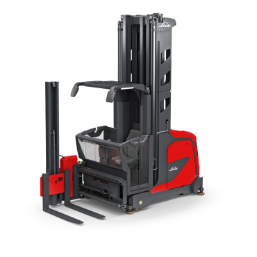Linde smalle gangen truck K - man up - 011