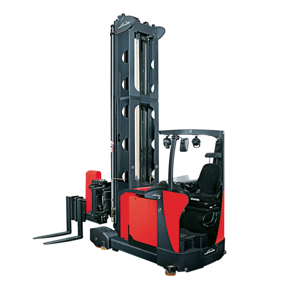 linde smalle gangen truck a man down 5022